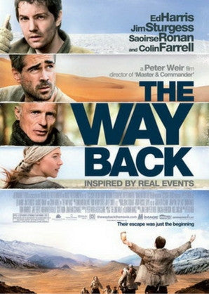 best hiking movies - the way back