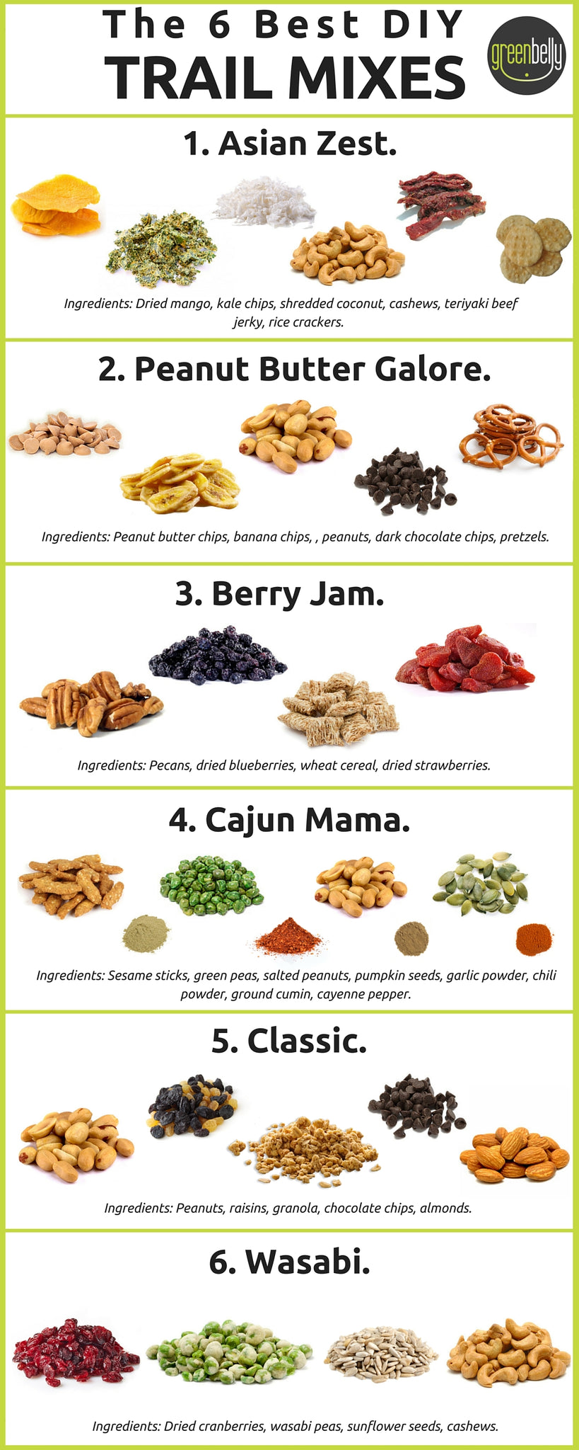 Best Homemade Trail Mix 6 Simple And Yummy Diy Recipes