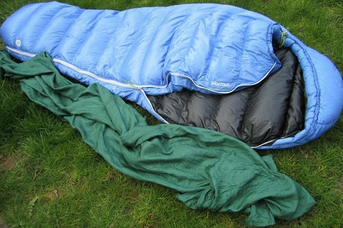 6 Best Sleeping Bag Liners for Backpacking