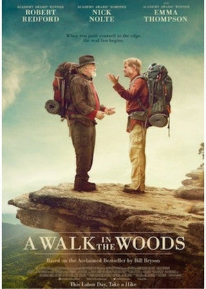 best hiking movies - a walk in the woods