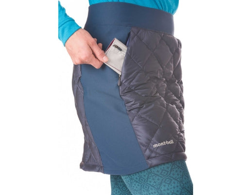 montbell superior down trail hiking skirt