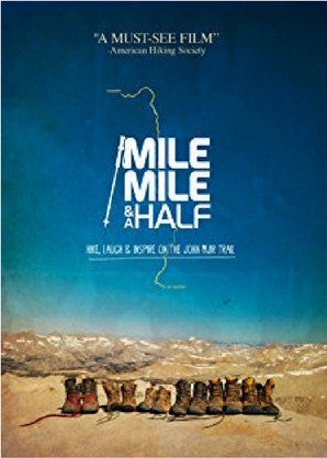 best hiking documentaries - mile... mile and a half