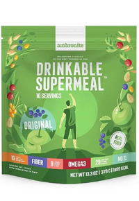 Ambronite Supermeal meal replacement shake
