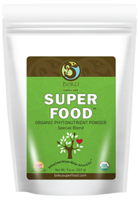 Boku Superfood meal replacement shake
