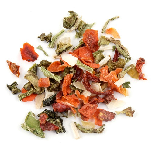 make DIY dehydrated dried vegetables