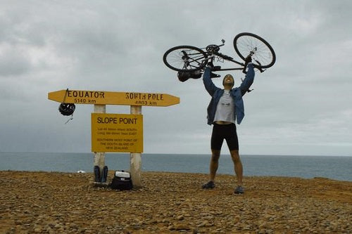 Epic Adventure: 5,000 Miles and 8 Months on Foot and Bicycle