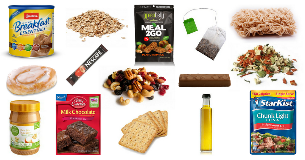 5 day ultralight backpacking meal plan