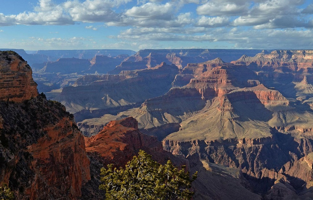 Arizona Trail Map Guide - Grand Canyon Park