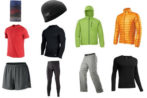 Hiking Clothes 101 What to Wear