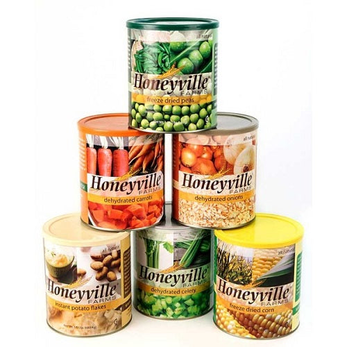 Honeyville Freeze Dried Vegetable