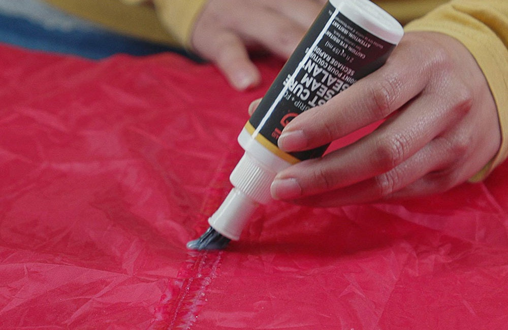How to Waterproof Your Tent with Tent Seam Sealer