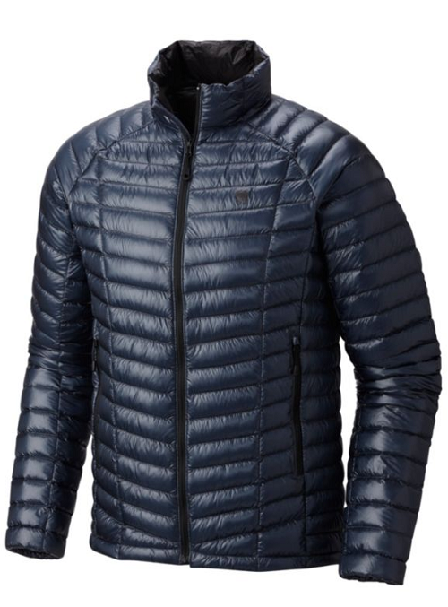 ultralight down jackets - mountain hardwear