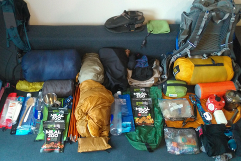 The 10 Backpacking Essentials: PDF Checklist