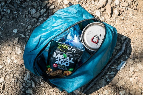The 3 Times to Open Your Backpacking Food Bag