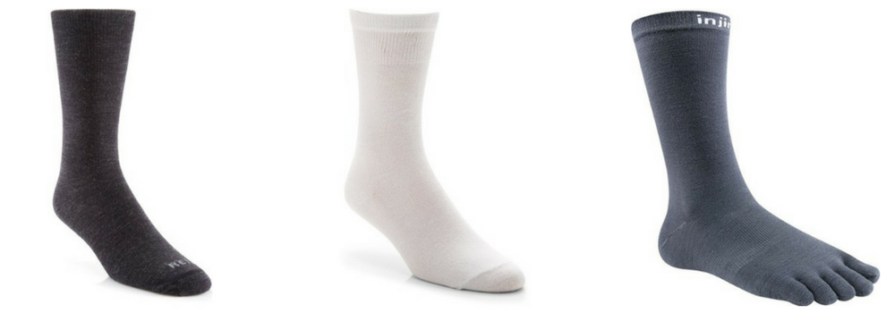 types of sock liners for hiking and backpacking