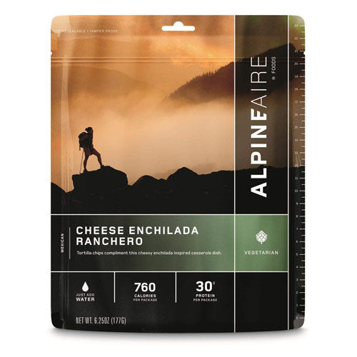 alpineaire best freeze dried food brands for backpacking