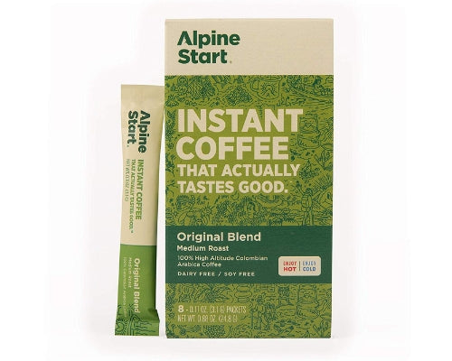 alpine start instant coffee