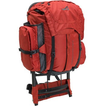 Alps Mountaineering external frame backpack