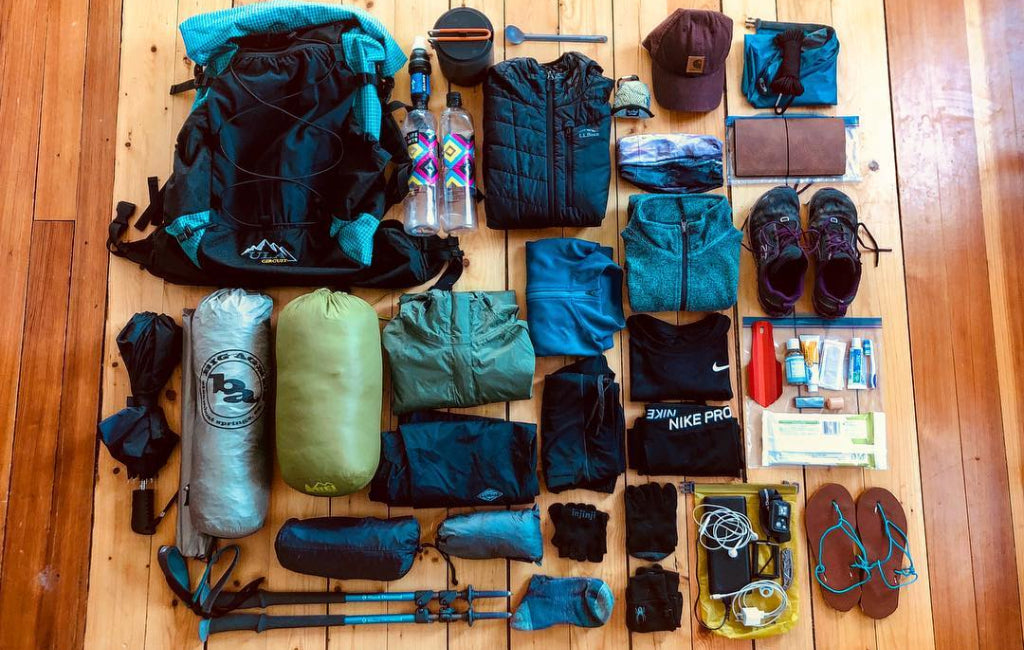 The Ultimate Backpacking Checklist For 2021 Pdf Download Greenbelly Meals