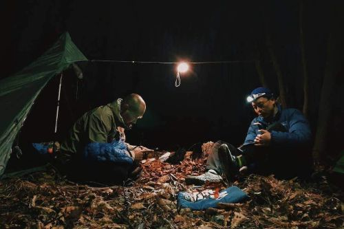 backpacking headlamps