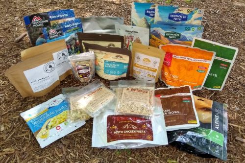 best freeze dried and dehydrated food brands
