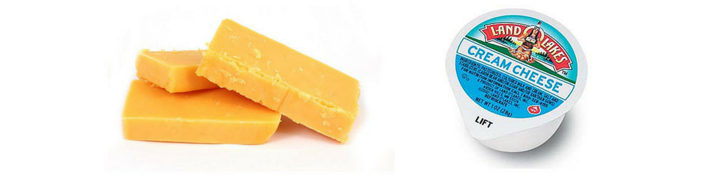 best backpacking food ideas cheese