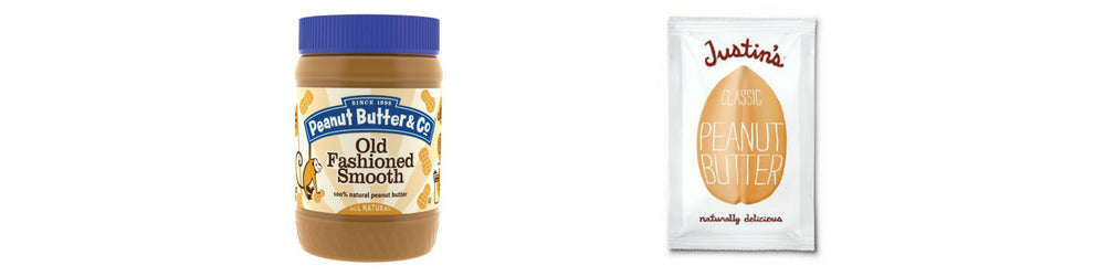 best backpacking food ideas peanut butter
