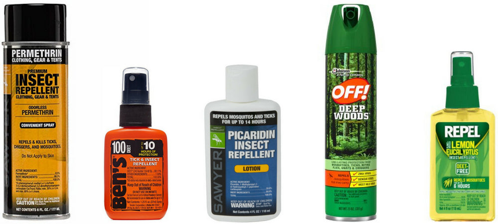 best insect repellents