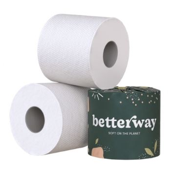 betterway biodegradable toilet paper