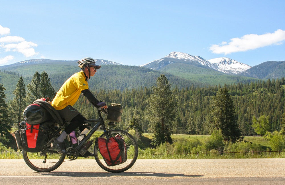 bicycle touring 101 - how to bicycle tour