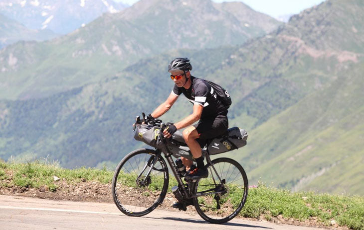 bikepacking the col or tourmalet
