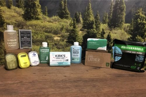 best biodegradable soap for backpacking