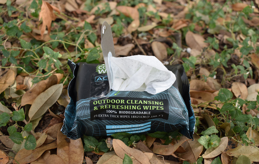 biodegradable toilet paper wipes