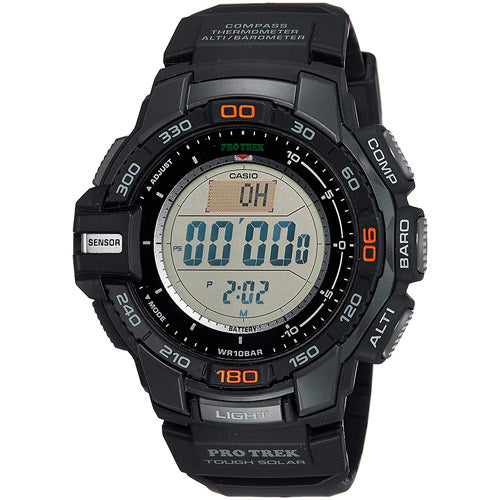 Casio Pro Trek hiking watch