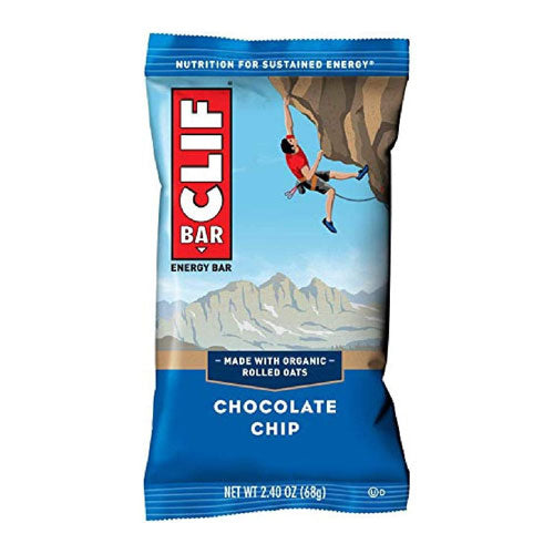 clif meal replacement bars