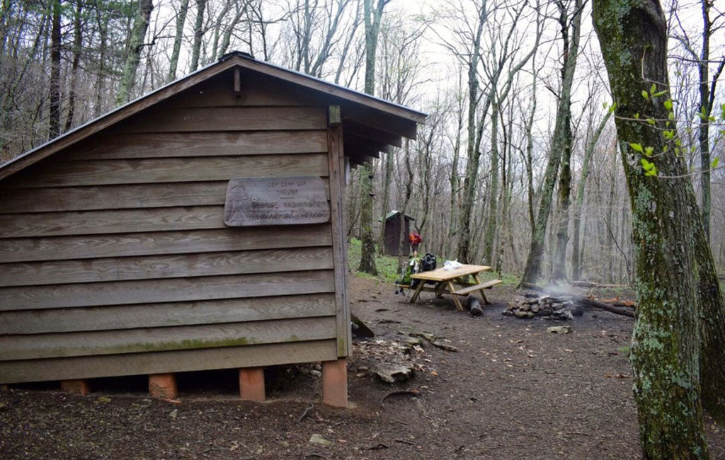 appalachian trail murders cow camp shelter