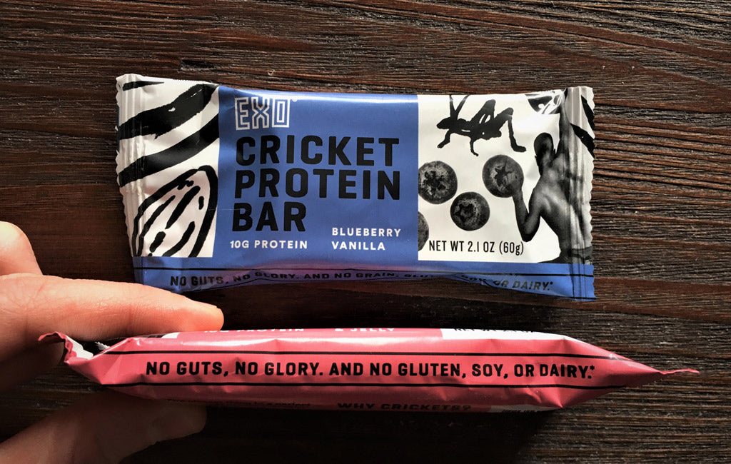 benefits of cricket protein bars