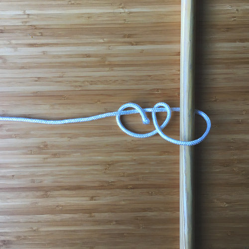two half hitch