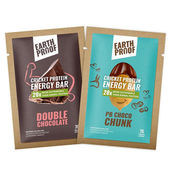 Earthproof Protein cricket bars