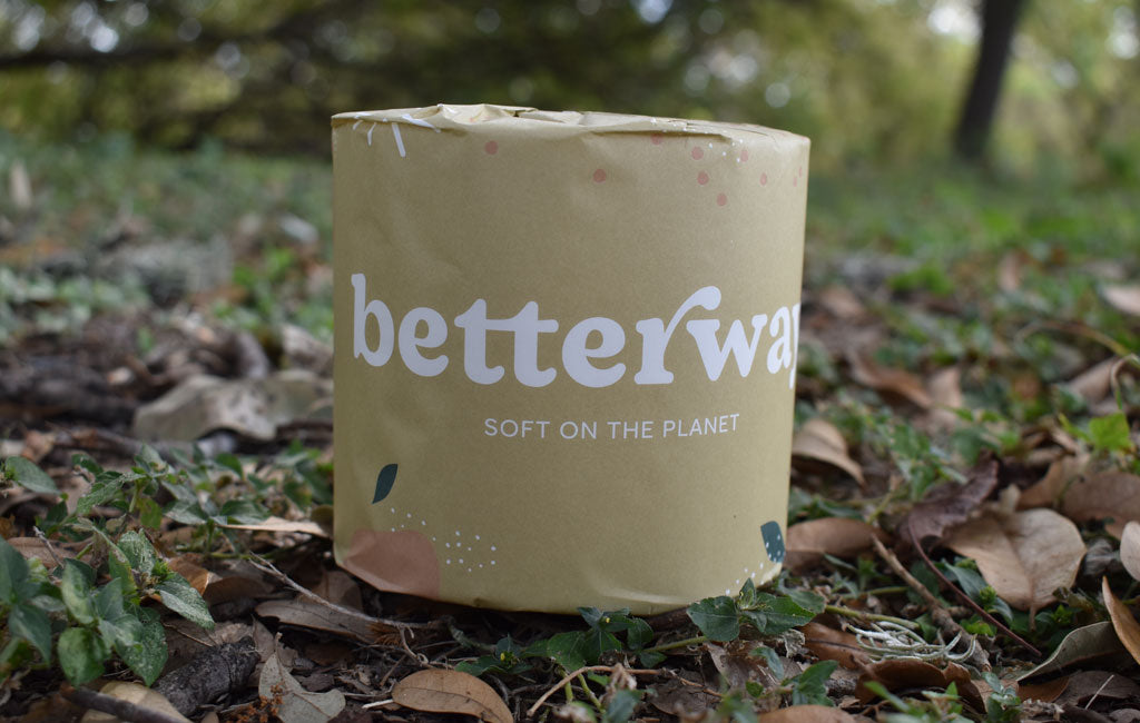 eco-friendly biodegradable toilet paper