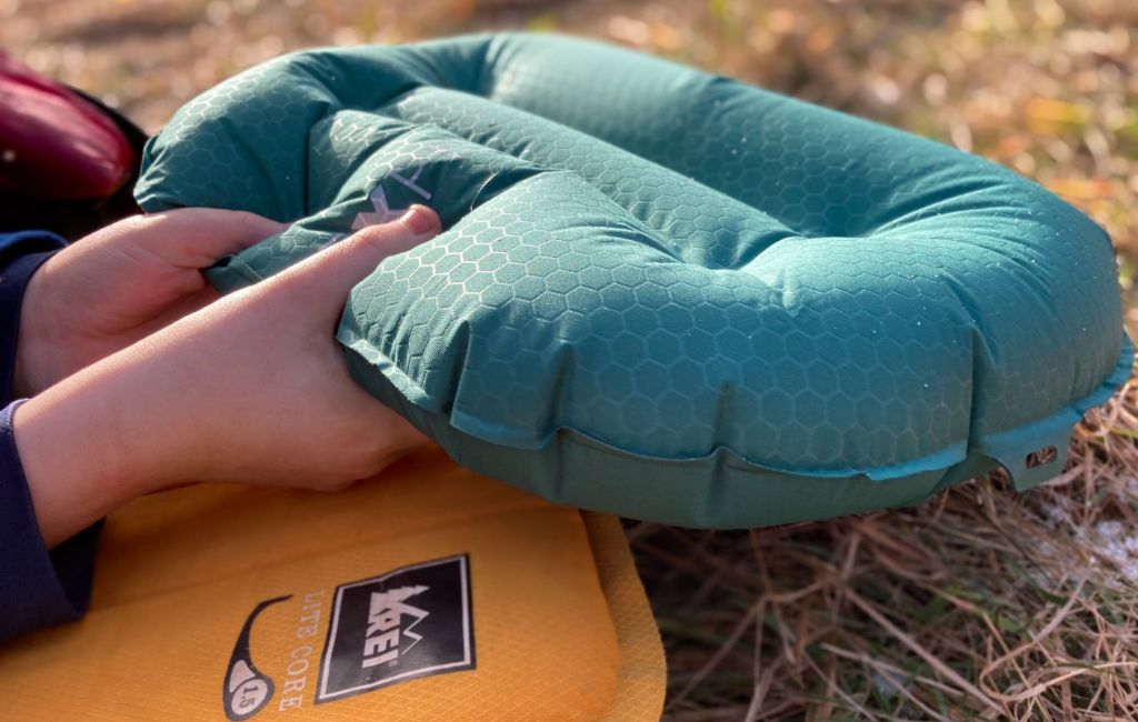 expedition air backpacking pillow ultralight