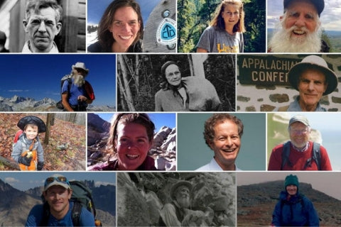 14 most famous hikers of all time