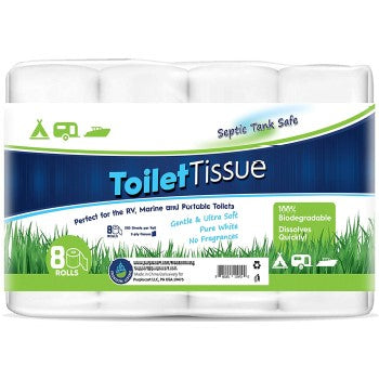 freedom living biodegradable toilet paper