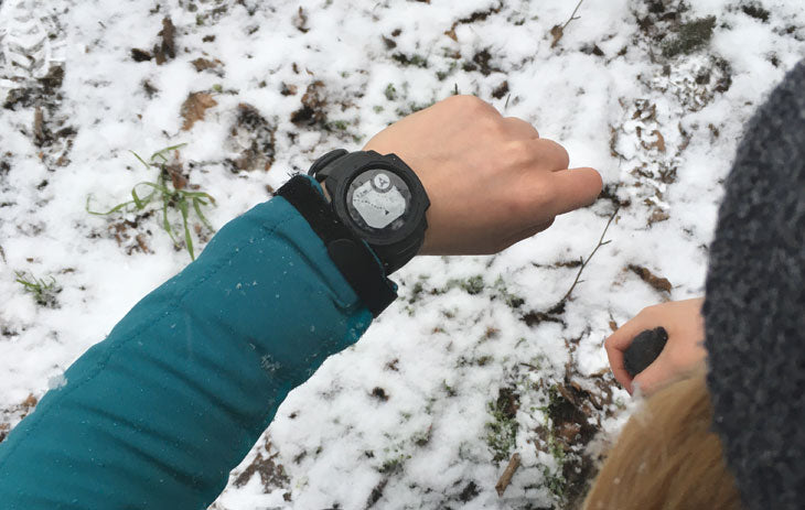 best hiking watches with gps