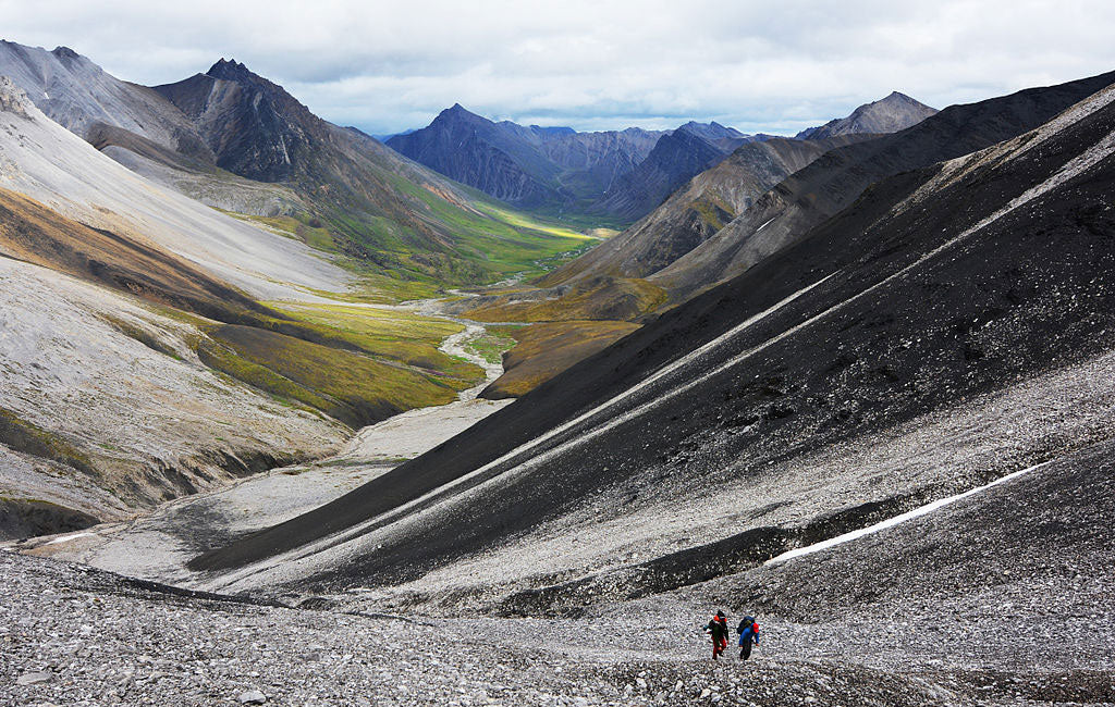gates of the arctic national park vs national forest