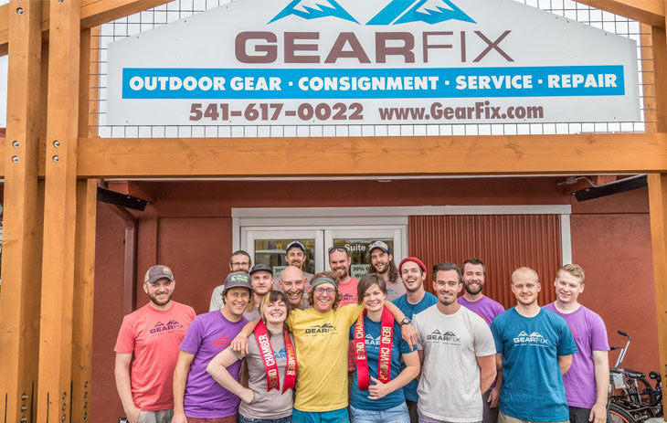 gearfix used backpacking gear