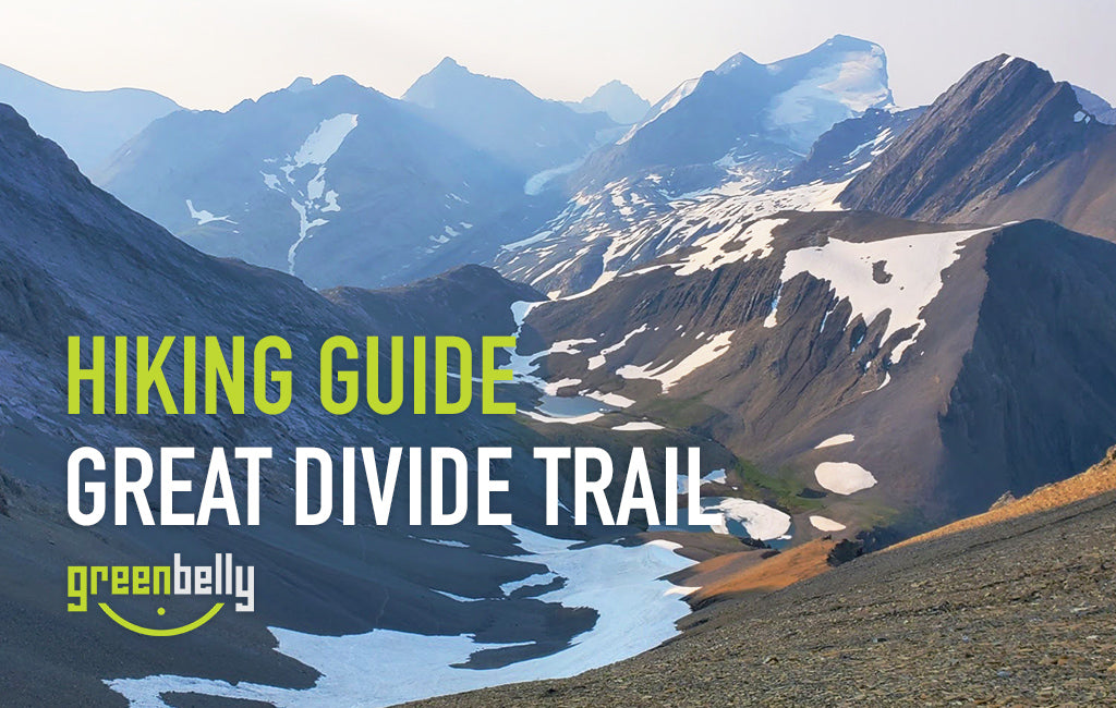 great divide trail featured image