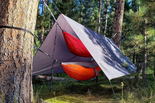 guide to hammock camping