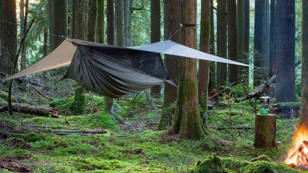 best backpacking hammock tents : 4 season hammock tent - memphite.com