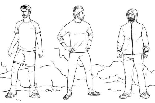 Hiking Clothes 101: What to Wear